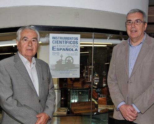 Instrumentos científicos en la educación española. Siglos XIX y XX