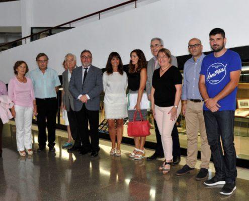 El Museo de la Educación expone parte de sus fondos en una muestra dedicada al Quijote y la escuela