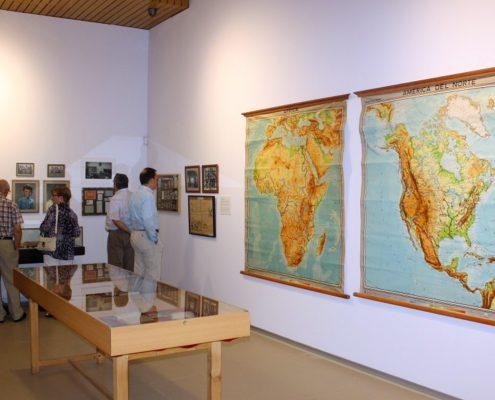 La exposición 'De la escuela al colegio' se plantea el reto de evolucionar a Museo Educativo pionero en Andalucía