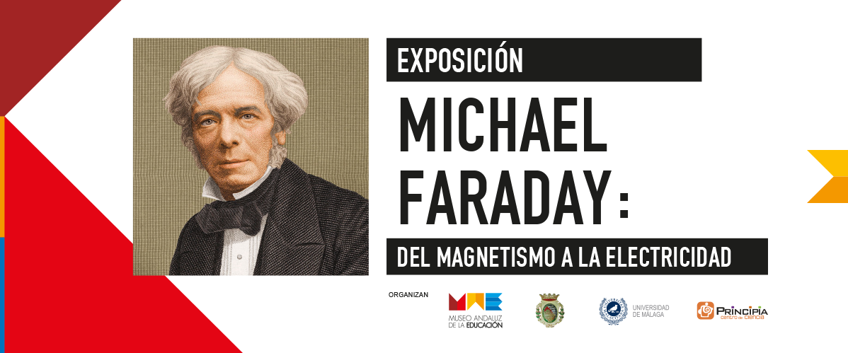 Exposición Michael Faraday