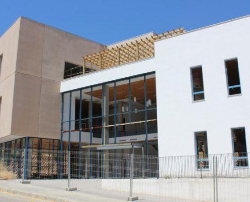 El Ayuntamiento adjudica las obras para la finalización de la nueva Biblioteca Municipal