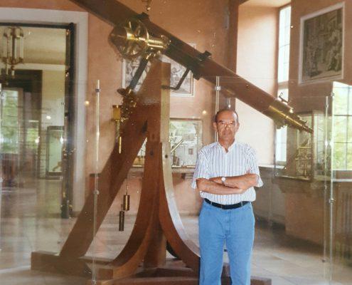 Un homenaje del MAE a Don Jesús López Galván