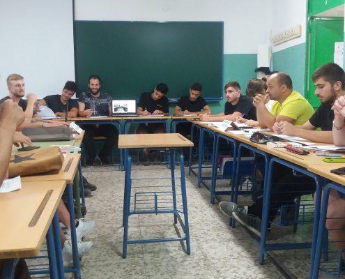 Alumnos de Patricia Santos