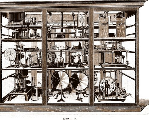 Máquina electrostática