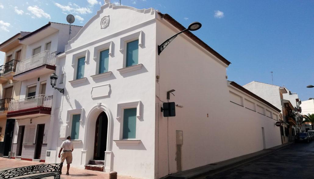 Avanza la transformación de la antigua Biblioteca en sede del Museo Andaluz de la Educación