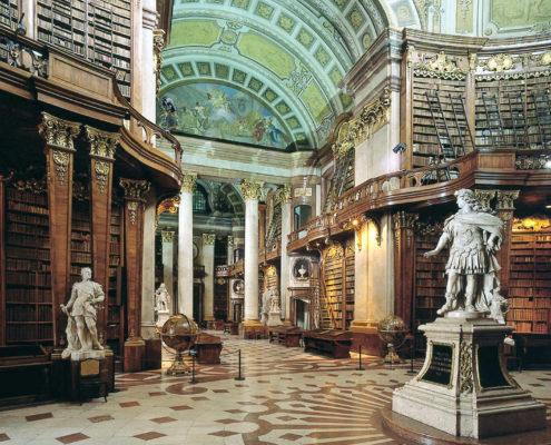 Biblioteca Nacional de Viena