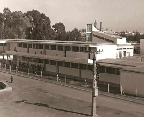 Autor: Arenas, abril 1961