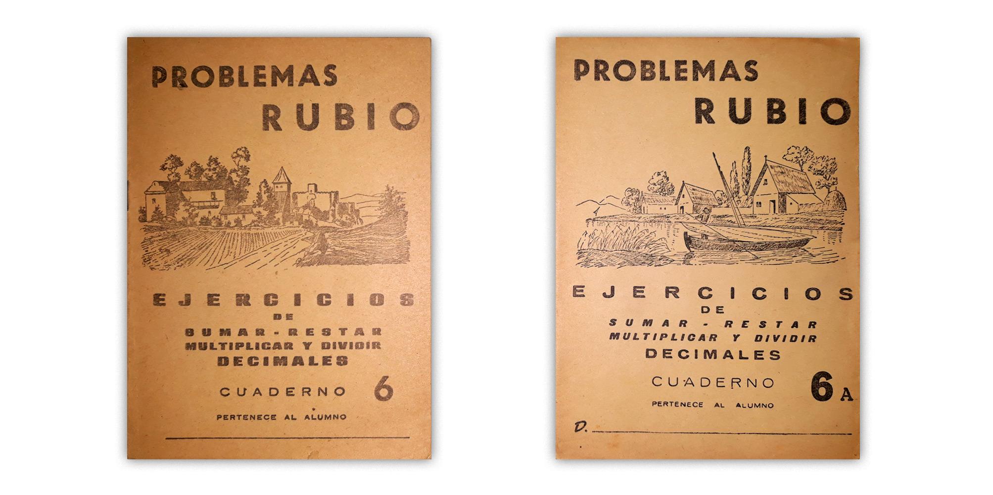 Cuadernillos Rubio MAE