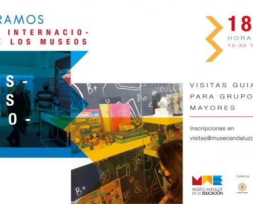 Celebramos el Día Internacional de los Museos con nuestros mayores
