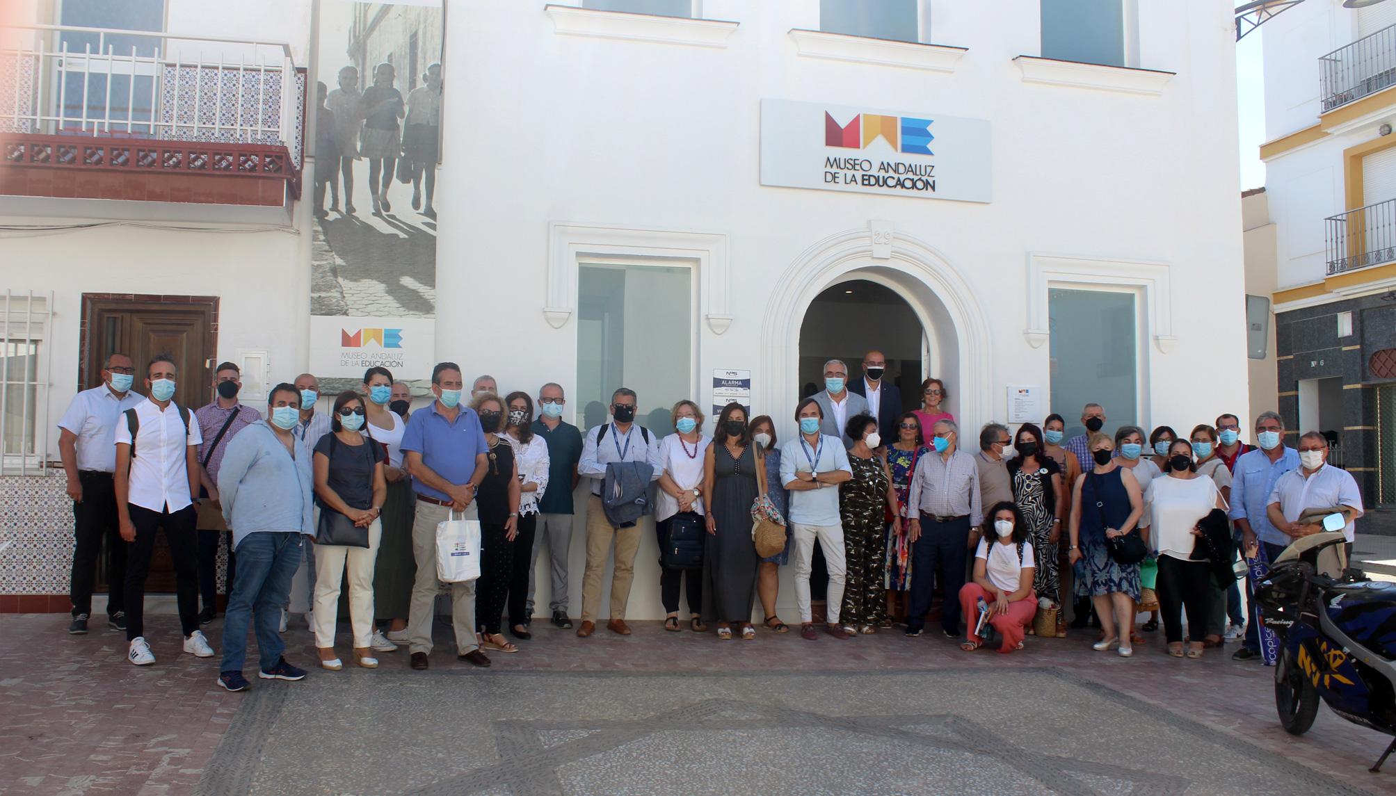 Finalizan IX Jornadas Científicas del SEPHE coorganizadas por el MAE