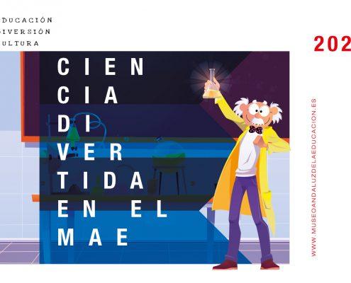 Taller de Ciencia Divertida en el MAE